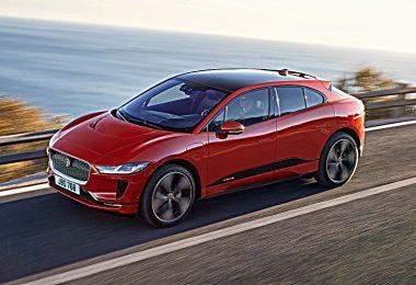 Jaguar I-Pace. Foto: Jaguar