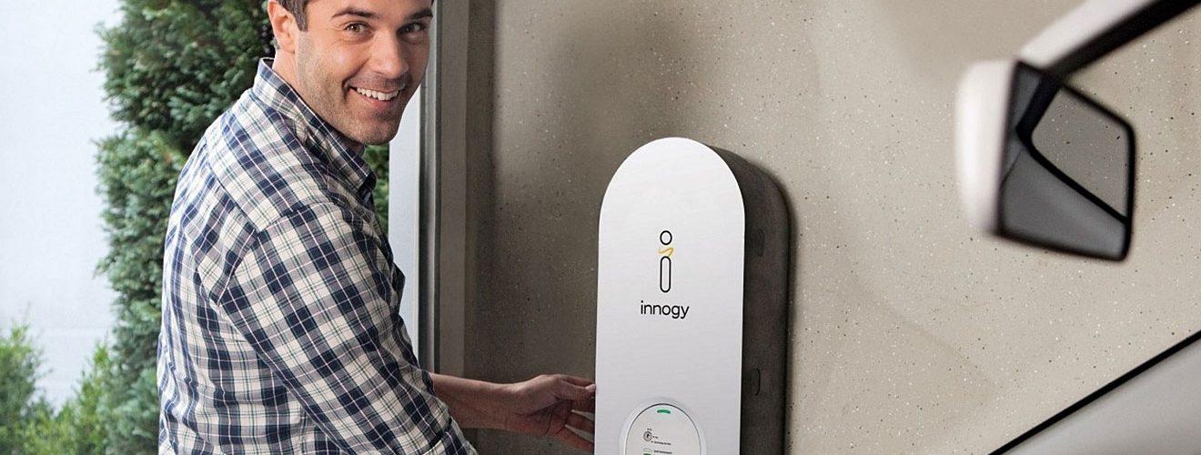 Die Innogy eBox. Foto: Innogy