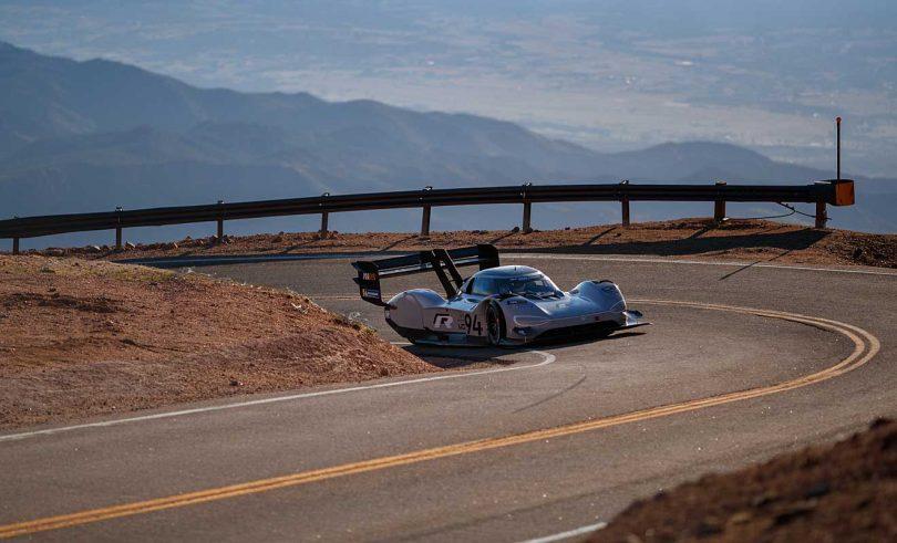 Der I.D. R Pikes Peak. Foto: Volkswagen