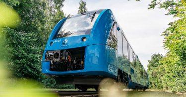Der Coradia iLint. Foto: Alstom