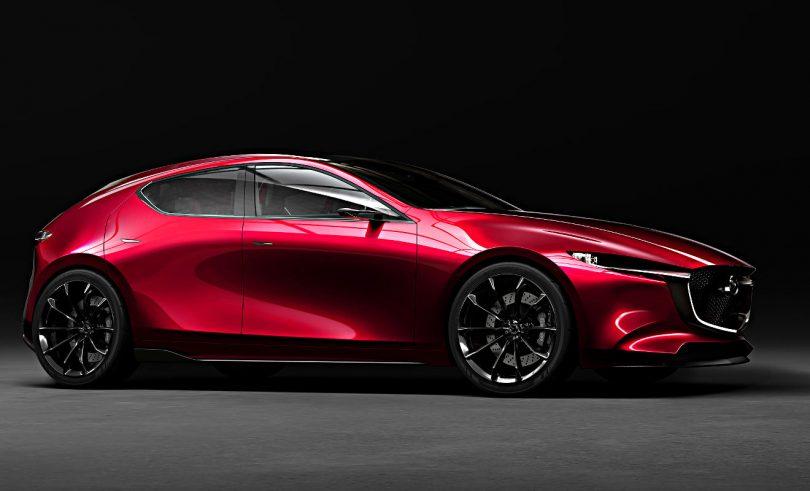 Erstes Elektroauto Von Mazda Kommt 2020 Electrified