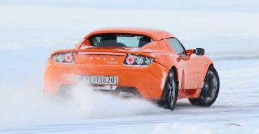 Der Tesla Roadster. Foto: Tesla