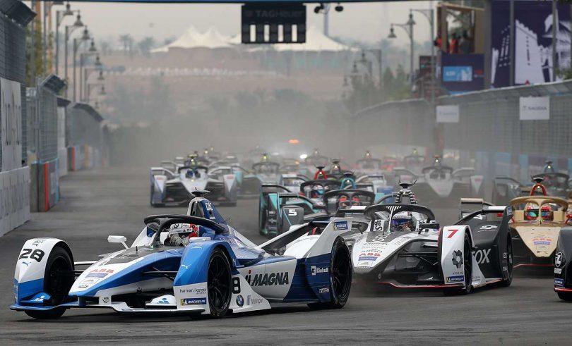 Felix da Costa von BMW i Andretti hofft auf den nächsten Erfolg. Foto: BMW