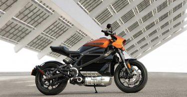 Die Harley-Davidson Livewire. Foto: Harley-Davidson