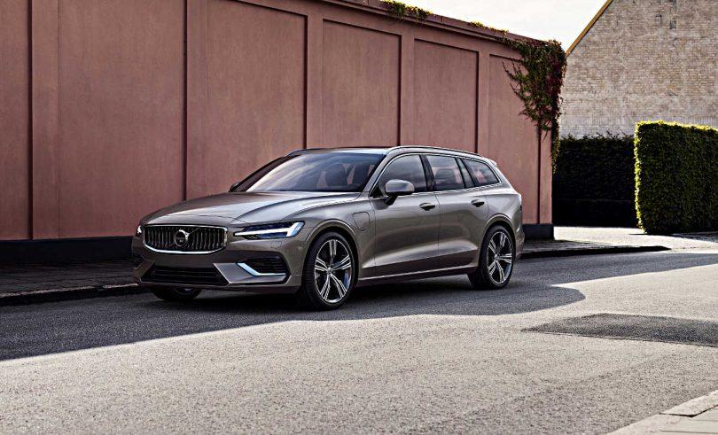 Volvo V60 Erhalt Weiteren Plug In Hybrid Electrified